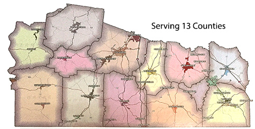 13Counties