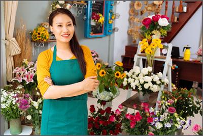 Asian-flower